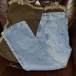 🌞OLD NAVY blue jeans - capri - GOOD CONDITION
